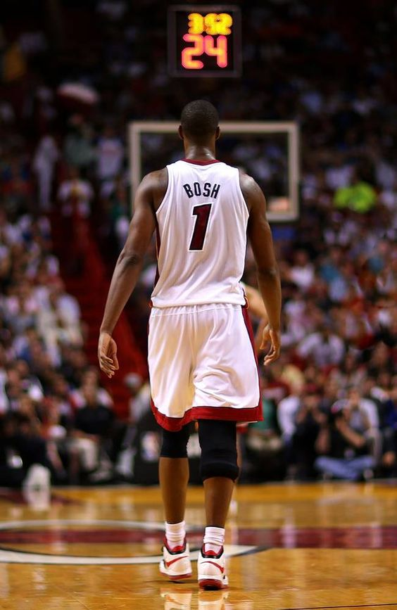 Chris Bosh of the Miami Heat may be #1 but your team is not! GO KNICKS!!!!!!!!
