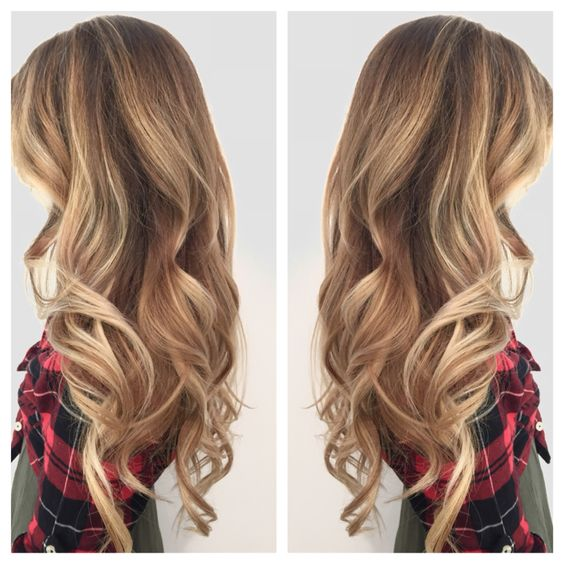 Fall blonde hair. Melting with cool and warm blondes. Hair done by @shandinichelle