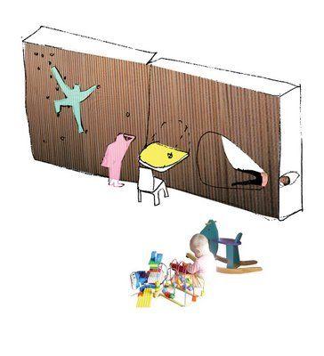 Tromso kindergarten - by 70°N arkitektur - concept sketches ...