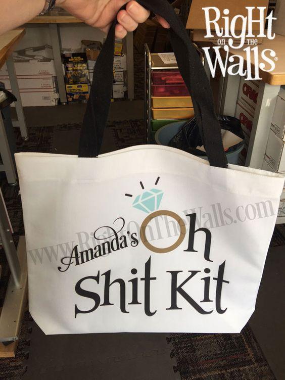 Oh Shit Kit Essentials for Bridal Emergencies DIY