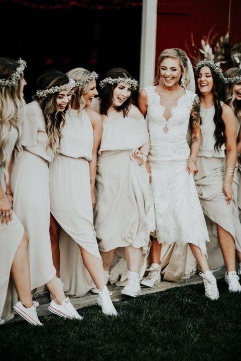 converse, Converse wedding shoes