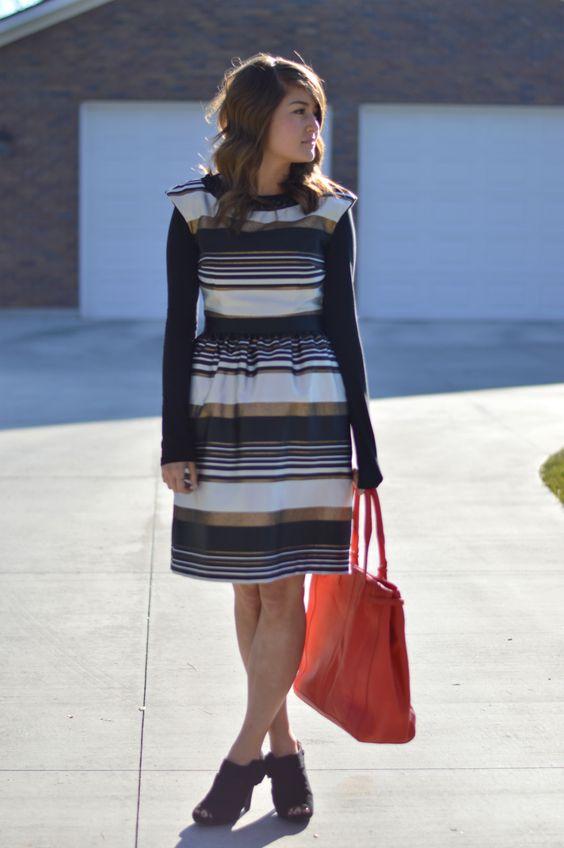 Rachel Sayumi- Taffeta Dress Idea