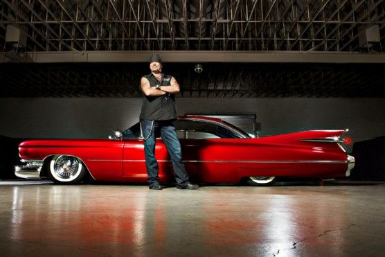 Counting Cars Danny Koker Wife | TV star Danny Koker says building, restoring and modifying cars ...
