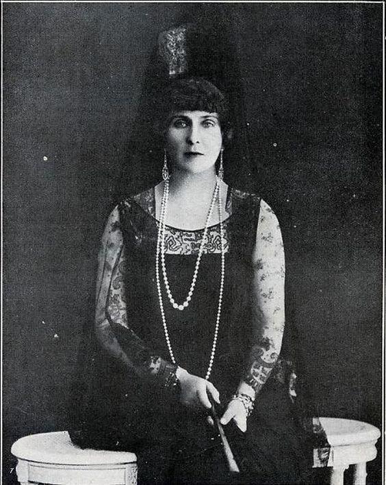 La reina Victoria Eugenia