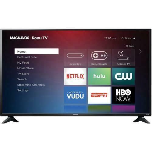 Https Ift Tt 2squrd8 Smart Tv Ideas Of Smart Tv Smarttv Magnavox 55mv379rf7 55 Quot Class Smart Led 4k Uhd Roku Tv In 2020 Led Tv Smart Tv Tv