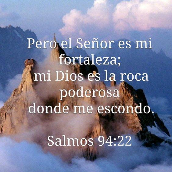 Salmo 94:22 Amén!!