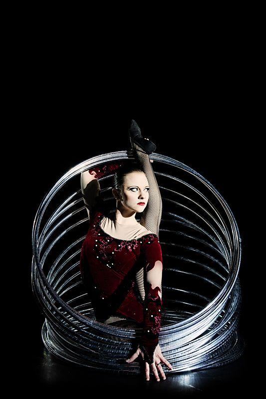 cirqueceux-blog:  Elena Lev  Photos by Felix Groteloh