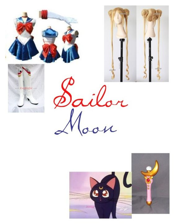 """Don't ask, im bored and watching sailor moon"" by shadowprincess101 ❤ liked on Polyvore featuring Usagi, women's clothing, women, female, woman, misses and juniors"