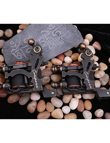 2 PCS Tattoo Machine Trinidad Liner SanAntoni Shader *** Read more reviews of the product by visiting the link on the image.