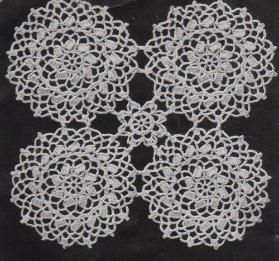 Free Crochet Patterns...Duncan Phyfe motif..Thanks for ...