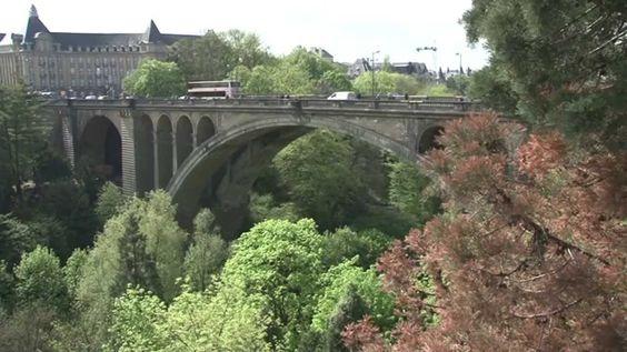 Luxemburg Stadt - Ville de Luxembourg - Luxembourg city - Reisebericht