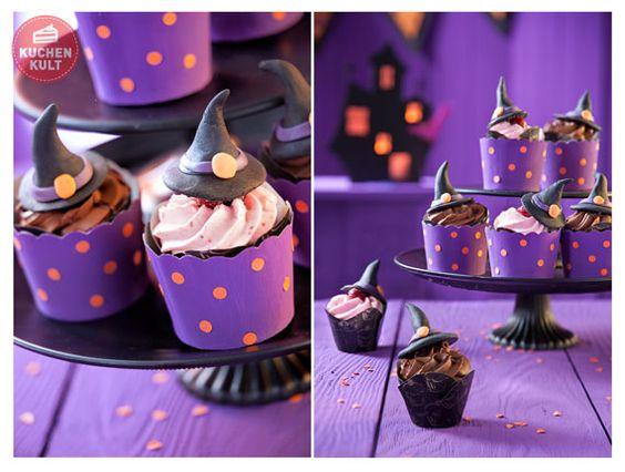 2er Halloween Halloween Kuchen mit der Lizenz zum Gruseln