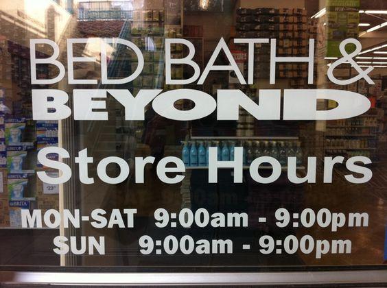Bed Bath & Beyond in San Francisco, CA