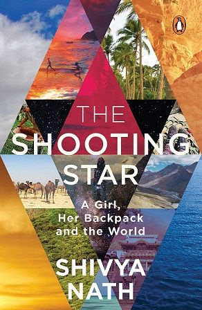 The Shooting Star by Shivya Nath book cover