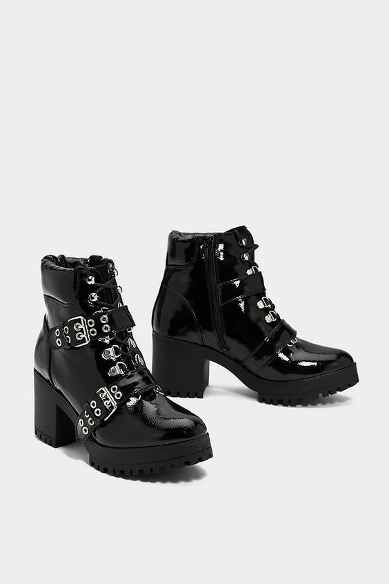 Charming Chunky Shoes