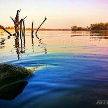 Lake: Sunset View