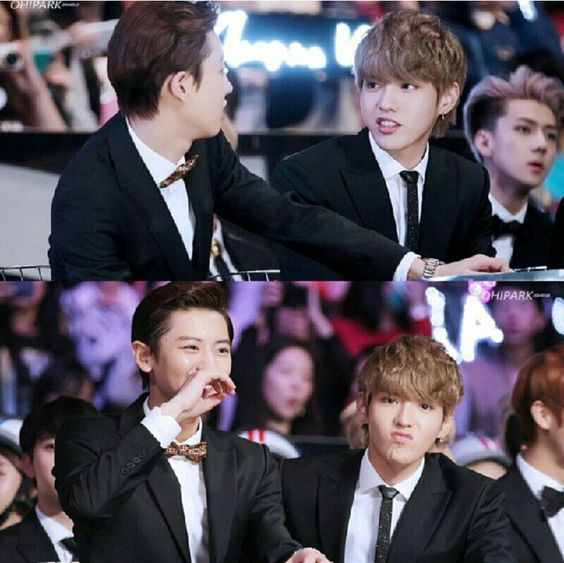 Chanyeol amd Kris