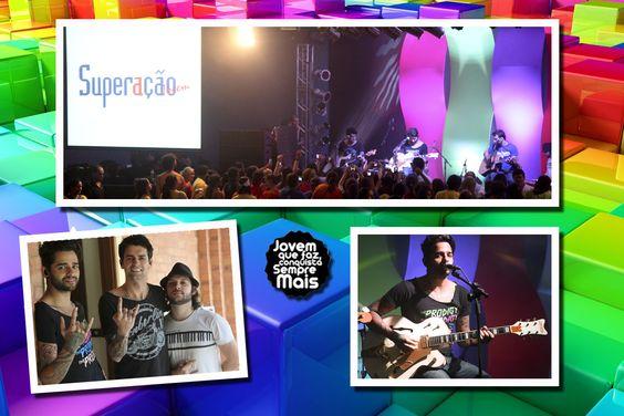 A banda Fresno agitou o encerramento da etapa estadual do Circuito de Juventude 2011!  \o/