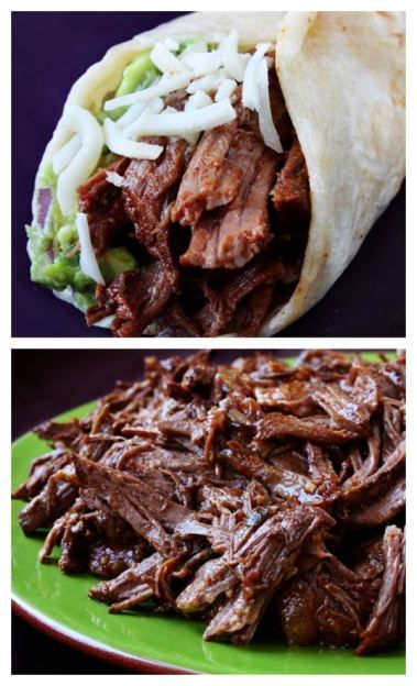 how to make shredded beef from strips