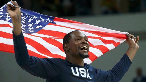 Rios letzte Olympia-Entscheidung: US-Basketballer sichern Gold-Triple
