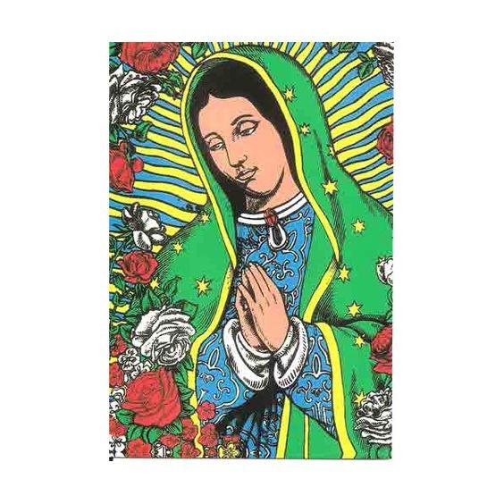 Kort, Guadalupe en Rosas - Kitsch: