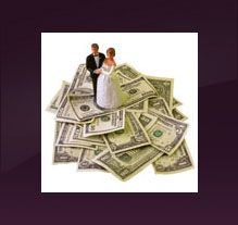 How Much Do U Give For Wedding Gift : tells you how much you should give for a monetary gift at a wedding ...