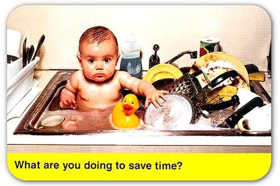 Social media time management...:-)