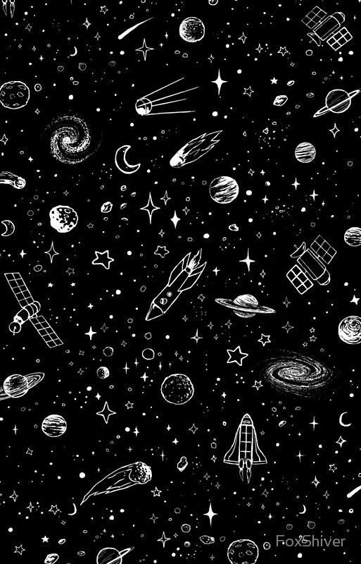Pin By Darlenne Lara On Christmas List 2018 Space Phone Wallpaper Wallpaper Space Graffiti Wallpaper Galaxy cool black and white wallpaper