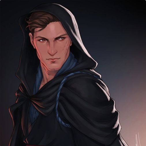 Chaol Westfall. I love the scars --- me2