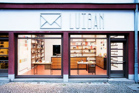 Our Store in Berlin #papeterie #paper
