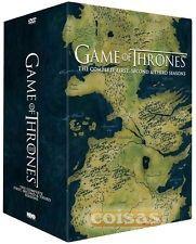 Já é fã do Game of Thrones? Compre já a série completa no Shopping Online!