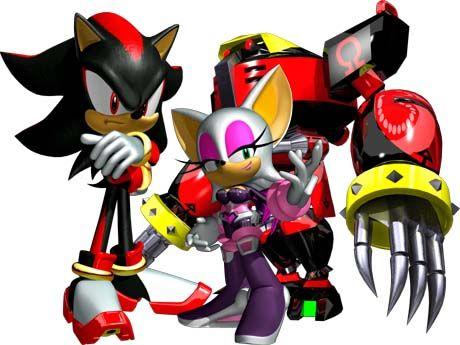 Image - Sonic 06 - 16 E-123 Omega.png   Sonic News Network ...
