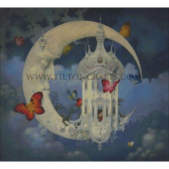 Eye of the Dreamer (Merram): tiltoncrafts.com