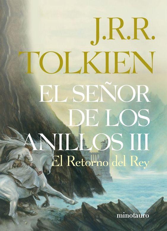 EL SEÑOR DE LOS ANILLOS III: EL RETORNO DEL REY (EDICION JUVENIL) - TOLKIEN J.R.R. - Sinopsis del libro, reseñas, criticas, opiniones - Quelibroleo