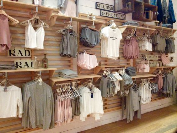 Brandy clothes store
