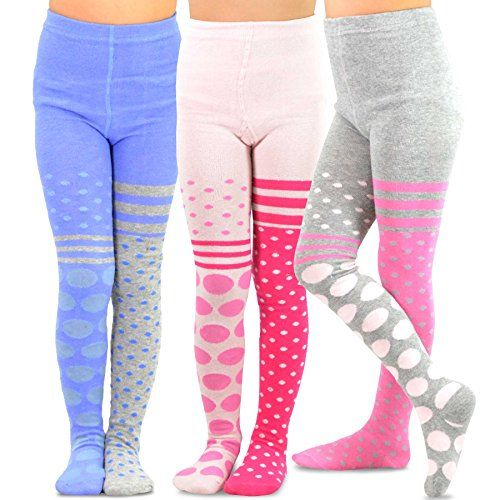 Country Kids Luxury Cotton Tight Collant Bambina