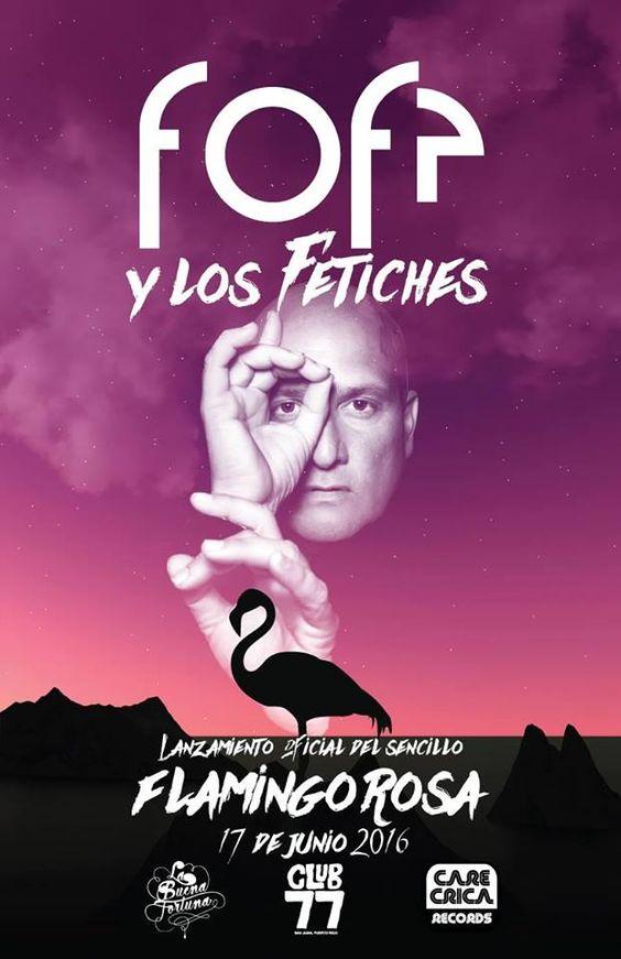 Fofe y Los Fetiches @ Club 77 #sondeaquipr #fofeylosfetiches #club77 #riopiedras #sanjuan