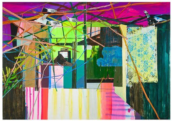 Kirsten Schiele artwork.  (discovered via Becca Kallem blog: http://www.rebeccascaprichos.blogspot.com)