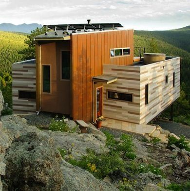 Container Homes - 10 Innovative Examples of Shipping Container ...  nice design