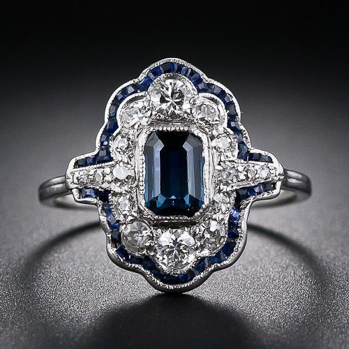 Jazz, Art Deco Ring And Jazz Age On Pinterest