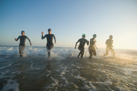 three events, countless muscle groups, and one very accomplished athlete. find out how to train your best for your tri. #triathlon #training
