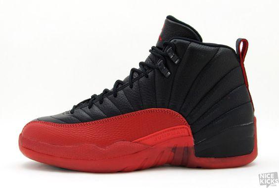 Cool Stuff We Like Here @ CoolPile.com  ------- // Original Comment \\ -------  Air Jordan 12 Black/Red