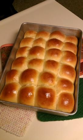 5**. THE BEST ROLLS EVER!  Unslice-ably soft!  For the bread machine. Did half. The recipe, ate them all