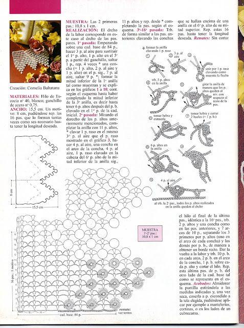Ganchillo Artístico Nº 284, Septiembre 2000 - Eva Gómez - Picasa Web Albums