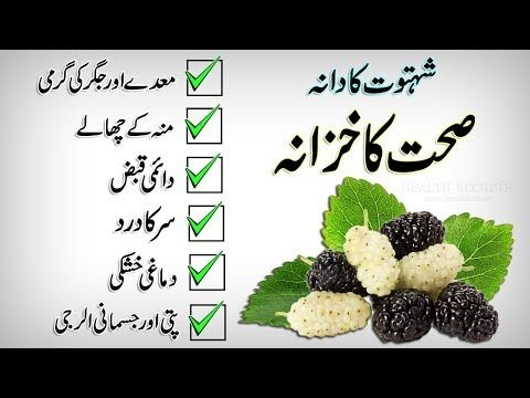 Shahtoot Fruit Ke Fayde Health Benefits Of Mulberry Fruit In