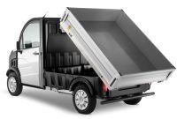AIXAM Pro, véhicule utilitaire sans permis Plateau Basculant