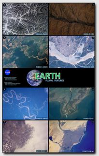 NASA Feature charts. Printable. Good for examining Earths features, weathering and erosion ect...