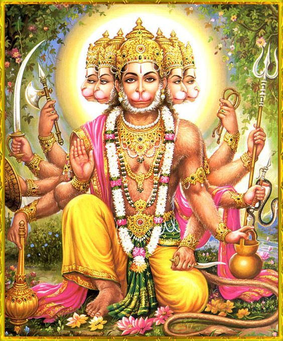 Topics for Lord Hanuman term paper?