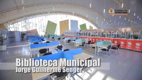 "Biblioteca Municipal de Sorocaba ""Jorge Guilherme Senger"""