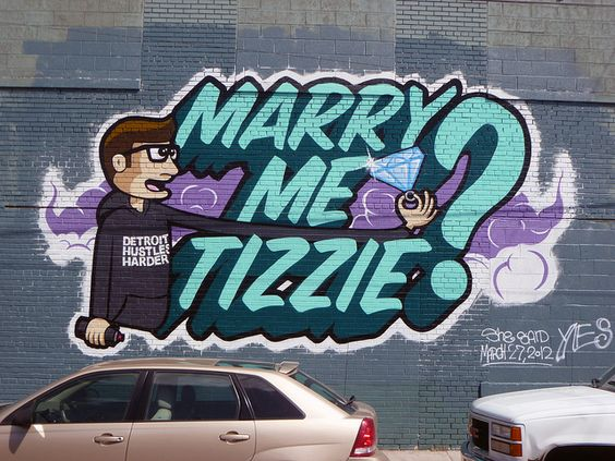 """Marry Me Tizzie"
